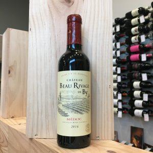 beau riv by demi rotated - Château Beau Rivage de By 2016 - Médoc 37,5 cl