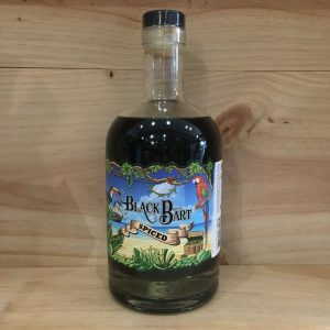 black bart rotated - Rhum Black Bart 70 cl - Spiced rhum