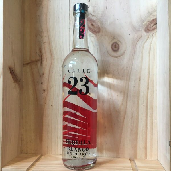 calle 23 rotated - Tequila Calle 23 70 cl - Mexique