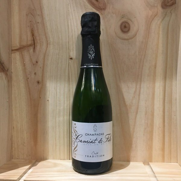camiat demi rotated - Camiat Brut Tradition - Champagne 37,5cl