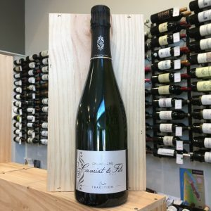 camiat trad rotated - Camiat Brut Tradition - Champagne 75cl