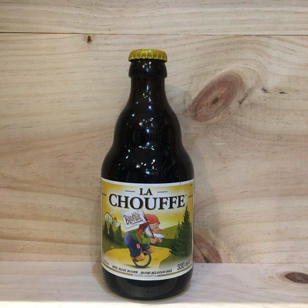 chouffe11 rotated - La Chouffe 33 cl - bière blonde