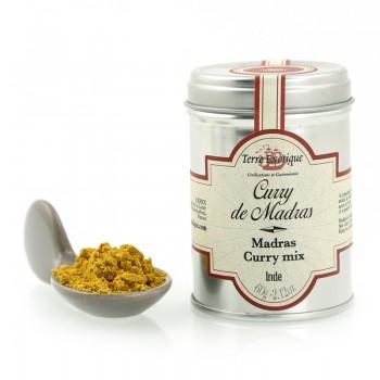 curry madras - Curry de Madras 60 gr