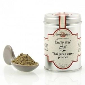 curry vert - Curry vert Thai 45 gr