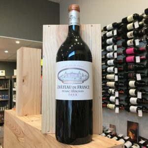 de france mag rotated - Château de France 2014 - Pessac-Léognan 150 cl