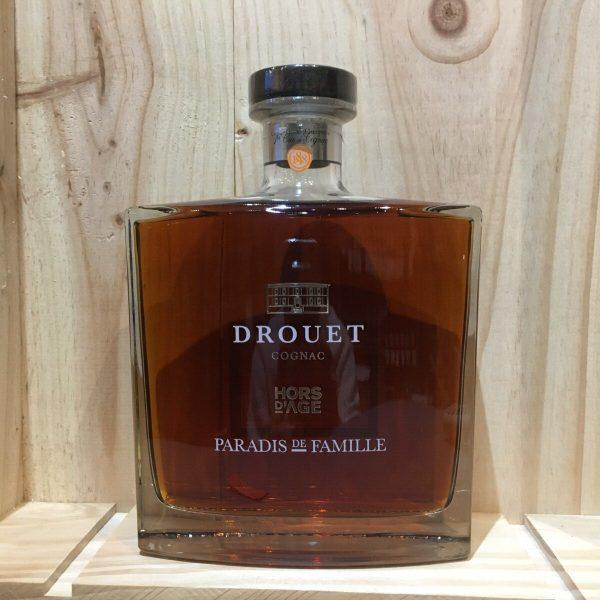 drouet hors dage 1 rotated - Drouet Paradis de Famille 70 cl - Cognac Hors d'Age