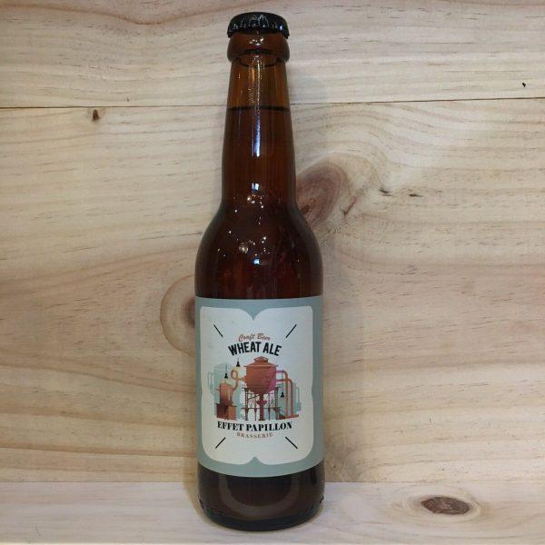 effet pap wheat rotated - Effet Papillon - Wheat Ale 33 cl - bière blanche