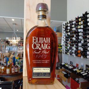 elijah craig bp rotated - Elijah Craig Barrel Proof 70cl - Kentucky Straight Bourbon Whisky - vente à l'unité