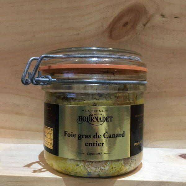 foie 320 rotated - Foie gras de canard Hournadet 330 gr