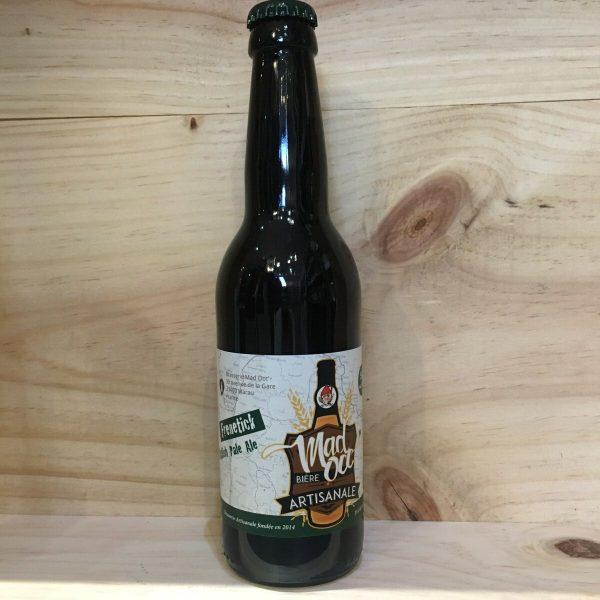 frenetik rotated - Mad'Occ - La Frénétik 33 cl - bière blonde
