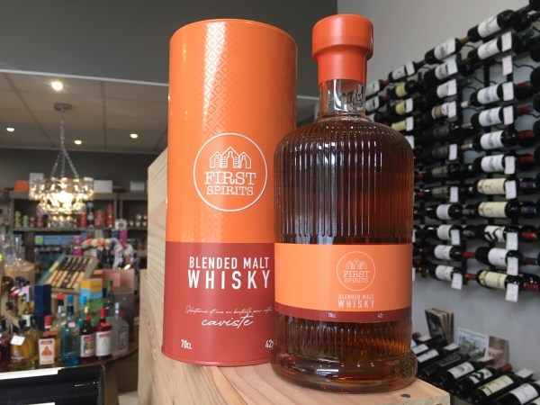 fs blend - First Spirits - Blended Malt Whisky 70 cl