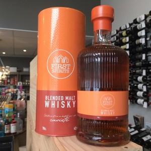 fs blend - First Spirits - Blended Malt Whisky 70 cl