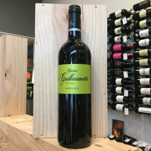 guillaumette rotated - Château la Guillaumette 2018 - Bordeaux BIO 75cl