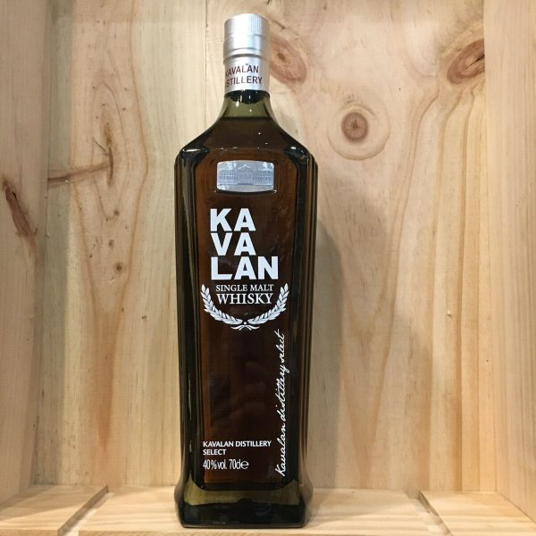 kavalan dist select rotated - Kavalan Distillery Select 70 cl - Single Malt Whisky