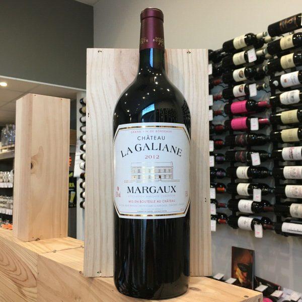la galiane mag rotated - Château La Galiane 2012 - Margaux 150 cl