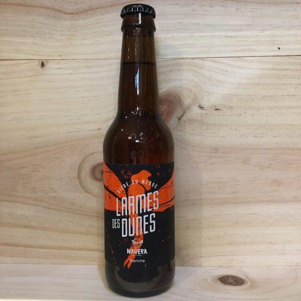 larme des dunes 1 rotated - Larmes des Dunes 33 cl - Nauera - bière blanche BIO