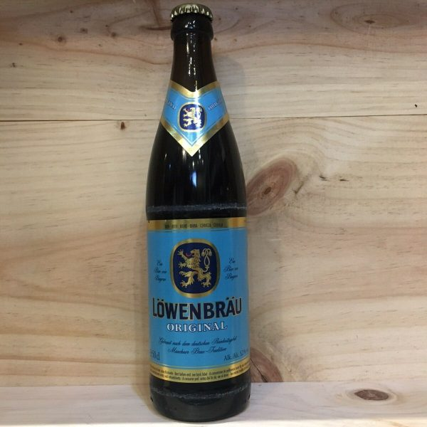 lowenbrau11 rotated - Löwenbräu Original 50 cl - bière blonde lager RUPTURE