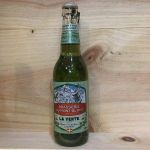 mont banc verte11 rotated - Mont Blanc La Verte 33 cl - bière fruitée