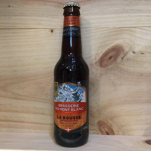 mont blanc rousse rotated - Mont Blanc 33 cl - bière rousse