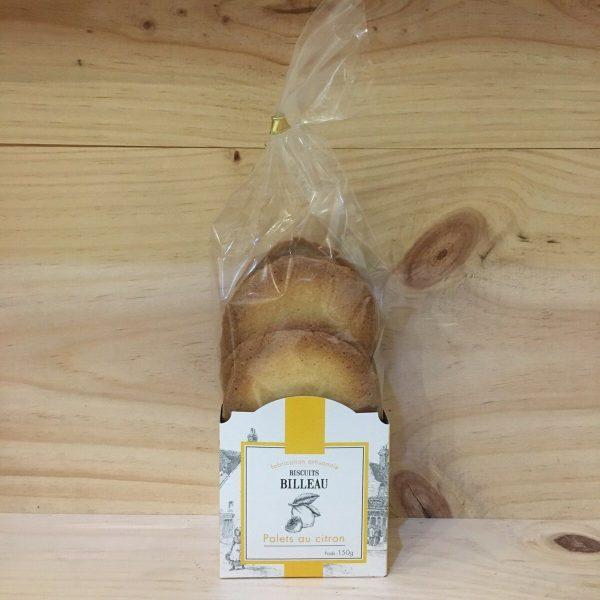 palets citron 150 gr rotated - Billeau - Palets au citron 150 gr