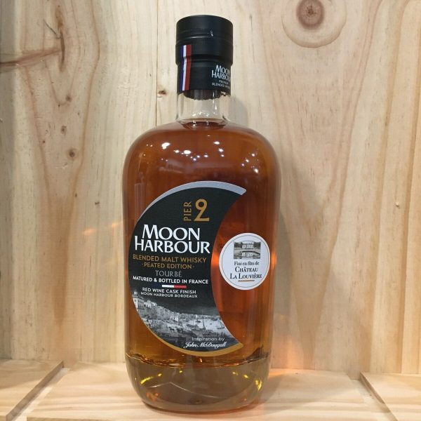 pier2 rotated - Moon Harbour - Pier 2 - Blended Malt Whisky 70cl