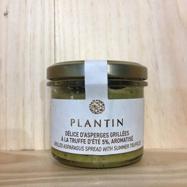plantin asperges rotated - Délice d'asperges grillées à la truffe d'été Plantin - 100 gr