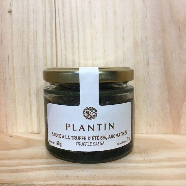 plantin sauce rotated - Sauce à la truffe d'été Plantin - 120 gr