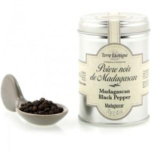 poivre madag - Poivre noir de Madagascar 70gr