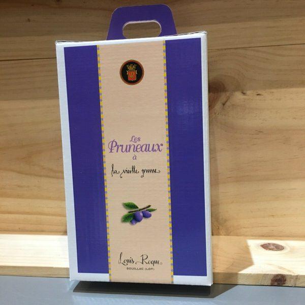 pruneaux 1L rotated - Pruneaux à la liqueur Roque 100 cl