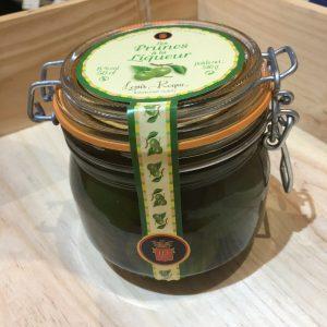 prunes vertes roque rotated - Prunes vertes à la liqueur Roque 50 cl