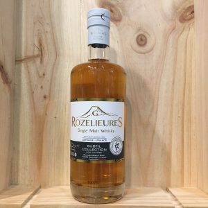 rozelieures blanc rotated - Rozelieures - Subtil Collection - Single Malt Whisky 70cl