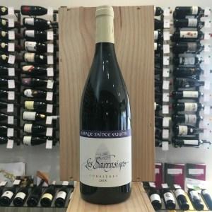 sarrasines 2018 rotated - Les Sarrasines 2018 - Corbières 75cl