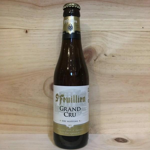 st feuillien gd cru 1 rotated - St Feuillien Grand Cru 33 cl - bière blonde