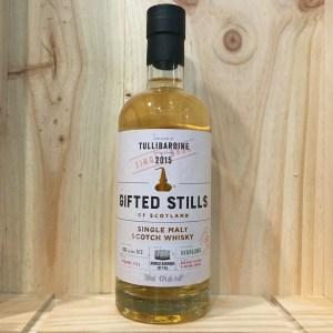 tullibardine gs rotated - Gifted Stills - Tullibardine 2015 - Single Malt Whisky 70cl