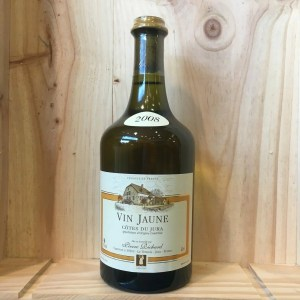 vin jaune rotated - Dom. P. Richard Vin Jaune 2008 - 62 cl