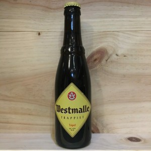 westmalle triple 1 rotated - Westmalle triple 33 cl - bière blonde