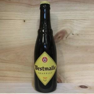westmalle triple 1 rotated - Westmalle triple 33 cl - bière blonde