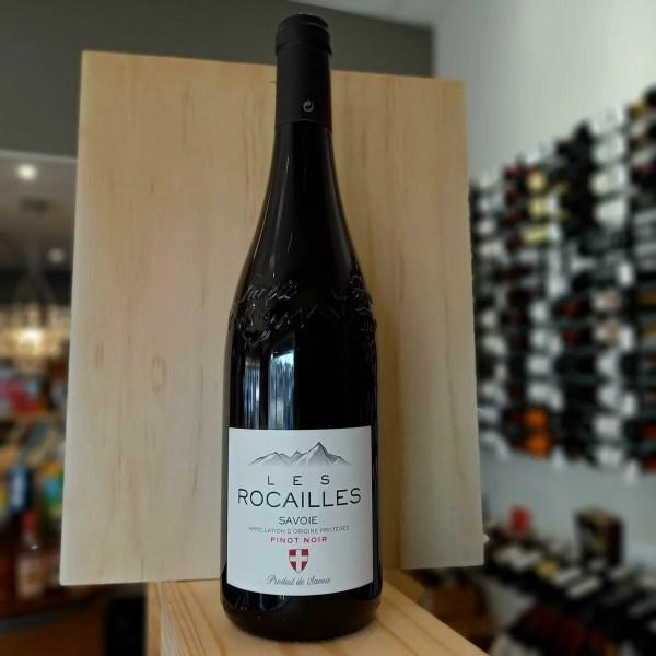 pinot rocailles - Les Rocailles Pinot Noir 2019 - Savoie 75cl