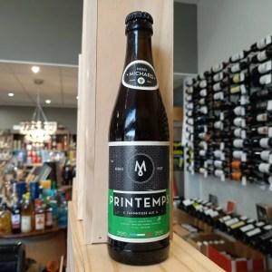 michard printemps - Michard - bière Printemps 33 cl