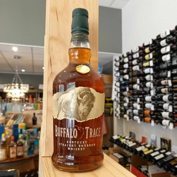 buffalo rotated - Buffalo Trace 90 proof 70cl - Kentucky Straight Bourbon Whisky