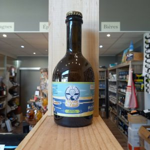 mousse blanche rotated - La Mousse des Sables 33cl - bière blanche