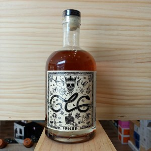 GCL SI rotated - GCL 70 cl - Guiose - Spiced rhum