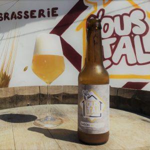 cave le petit grain rieumes vente en ligne bière artisanale locale brasserie l'oustal lavaur saison bichette sélection qualité
