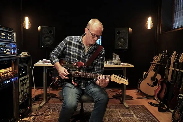 Steen Skrydstrup-Caveman Audio
