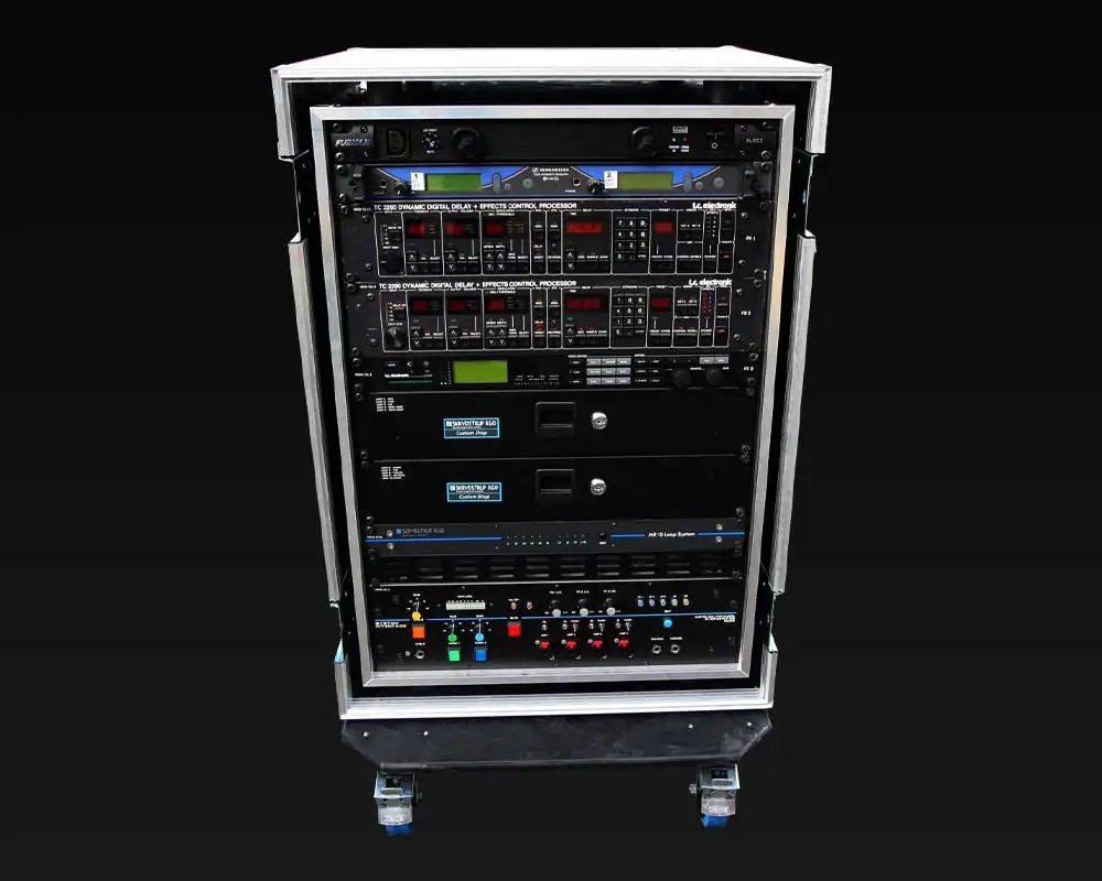 MR10-SYSTEM INTERFACE-RACK-FRONT