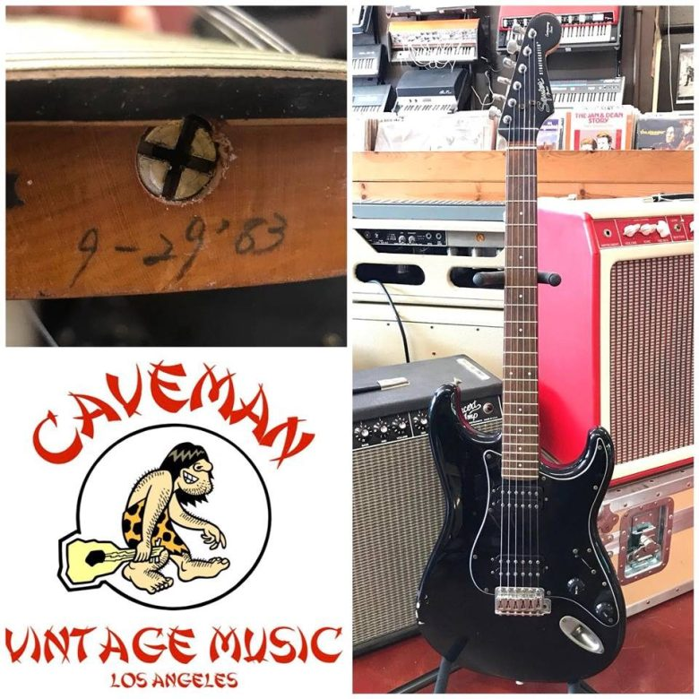 guitars | caveman vintage music