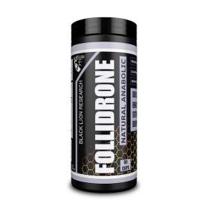 Black Lion Research FOLLIDRONE Natural Muscle builder