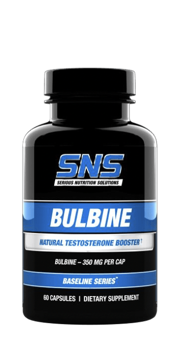 SNS Bulbine - Natural Test Booster