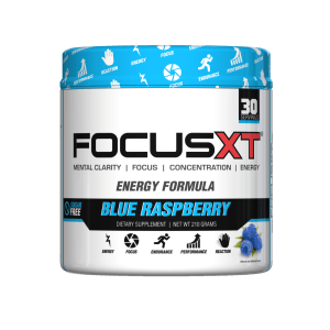 Serious Nutrition Solutions FOCUS XT - Nootropic Formula