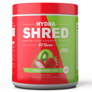 Sparta Nutrition HYDRASHRED Ultra Premium Lipolytic Fat Burner